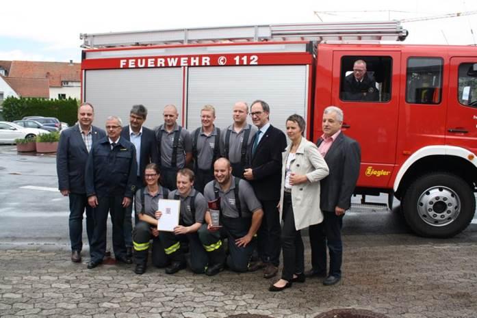 Feuerwehr Dreihausen ist Bezirksmeister_Bild verkleinert
