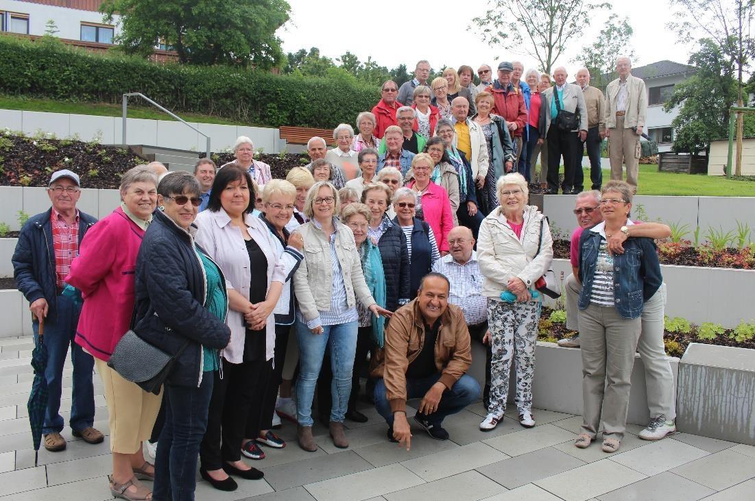 Senioren aus Viernheim zu Gast 2